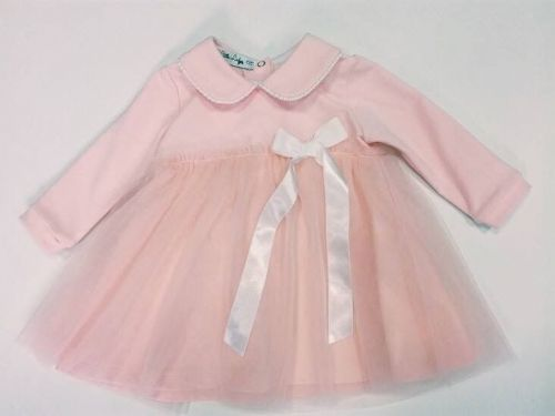 Little Lady Girls Pink Dress
